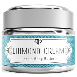 Diamond CBD Hemp Body Butter Cream