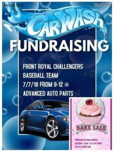 Car Wash Fundraiser @ Advanced Auto Parts