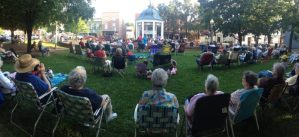 Gazebo Gathering Concert @ Main Street Gazebo
