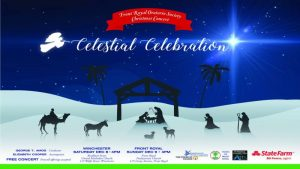 Celestial Celebration @ Front Royal Presbyterian Church