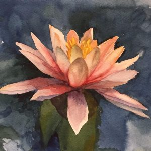 Introduction to Watercolor Painting: Winter 2019 5-Week Course @ Art in the Valley