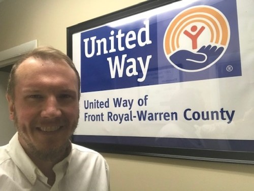 New Executive Director for the United Way of Front Royal-Warren