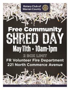 Free Shred Day – Royal Examiner