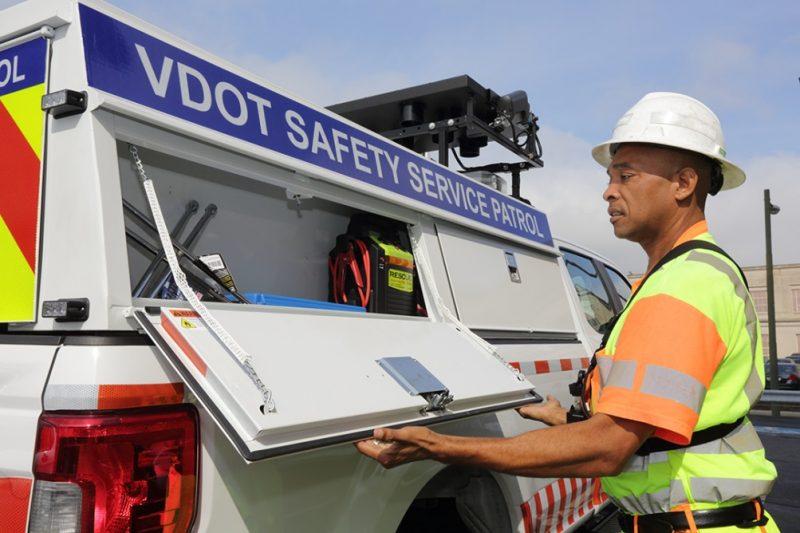 VDOT expands Safety Service Patrol coverage along Interstate