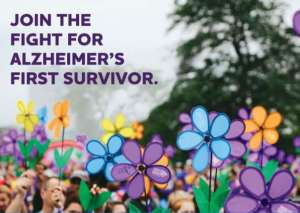 Walk to End Alzheimer's @ Museum of the Shenandoah Valley