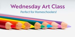 "Children's Art Class ""Back to School"" Session @ Art in the Valley"