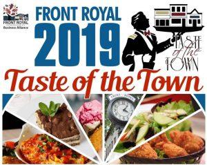 Taste of the Town @ Main Street Gazebo
