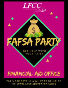 FAFSA Party @ LFCC Middletown Campus