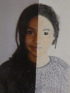 Children's Class: Drawing A Self Portrait @ Art in the Valley