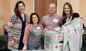 Rotary Club Blood Drive @ Front Royal United Methodist Church