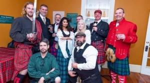 Robert Burns Night 2021 @ Virginia Beer Museum