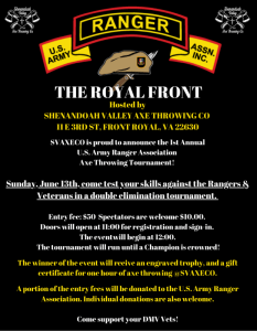 The Royal Front @ SVAXECO