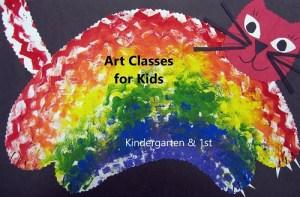 Art Class for K-1st @ Strokes of Creativity