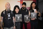 Rob Caggiano of Anthrax Quits The Band