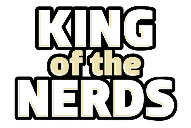 """King of the Nerds"" Logo"