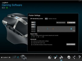 logitech game software