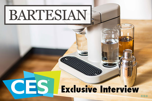 CES 2016: Bartesian Interview