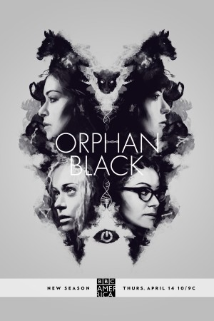Orphan Black, Season 4, Key Art.