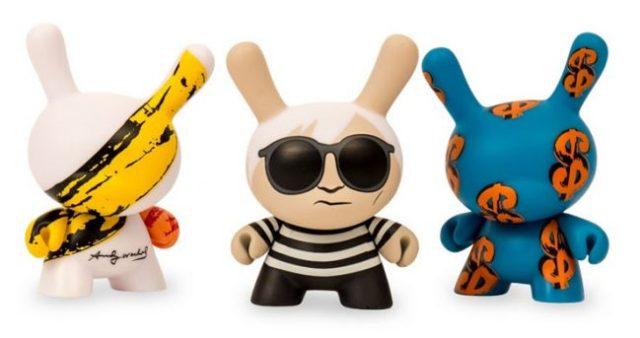 The first wave of Warhol Dunnys.