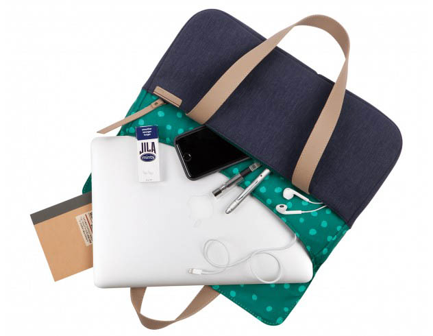 STM Bags Grace Collection Deluxe Laptop Sleeve Photo Credit: STM Bags