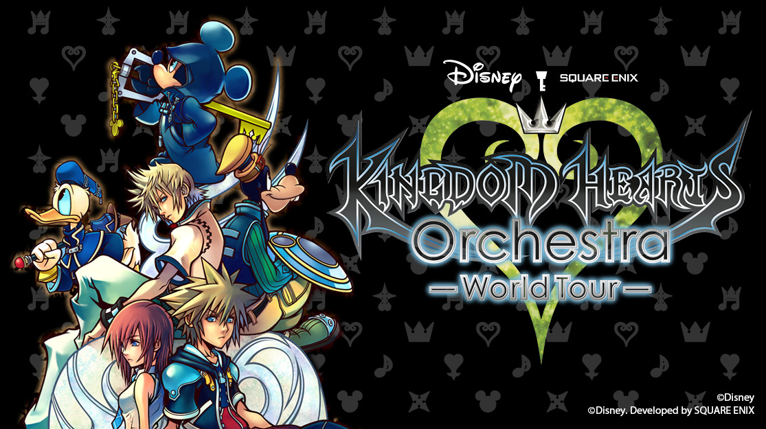 Kingdom Hearts Orchestra Logo