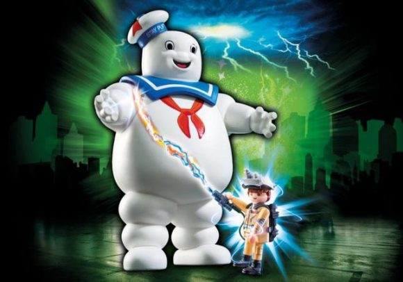 PLAYMOBIL Ghostbusters Stay Puft