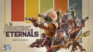PAX West 2017 Editor's Choice: Amazing Eternals