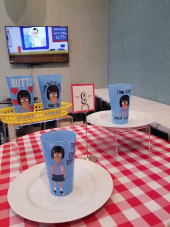 NYCC 2017: Bob's Burgers Pop Up Shop