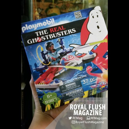 """""""The Real Ghostbusters"""" PLAYMOBIL Playsets"""