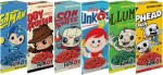 Funko Feeds the Masses with Pop Culture Cereals