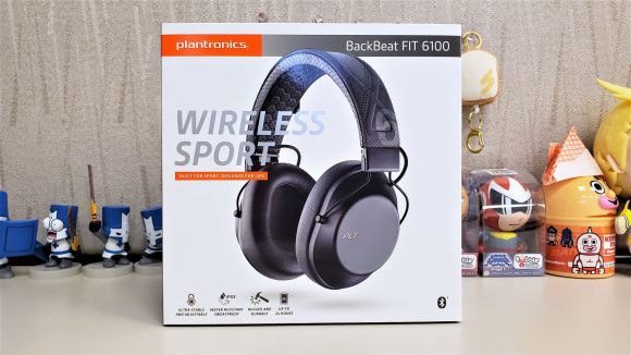 RFMag Holiday Gift Guide 2019: Plantronics BackBeat FIT 6100 Wireless Sport Headphones