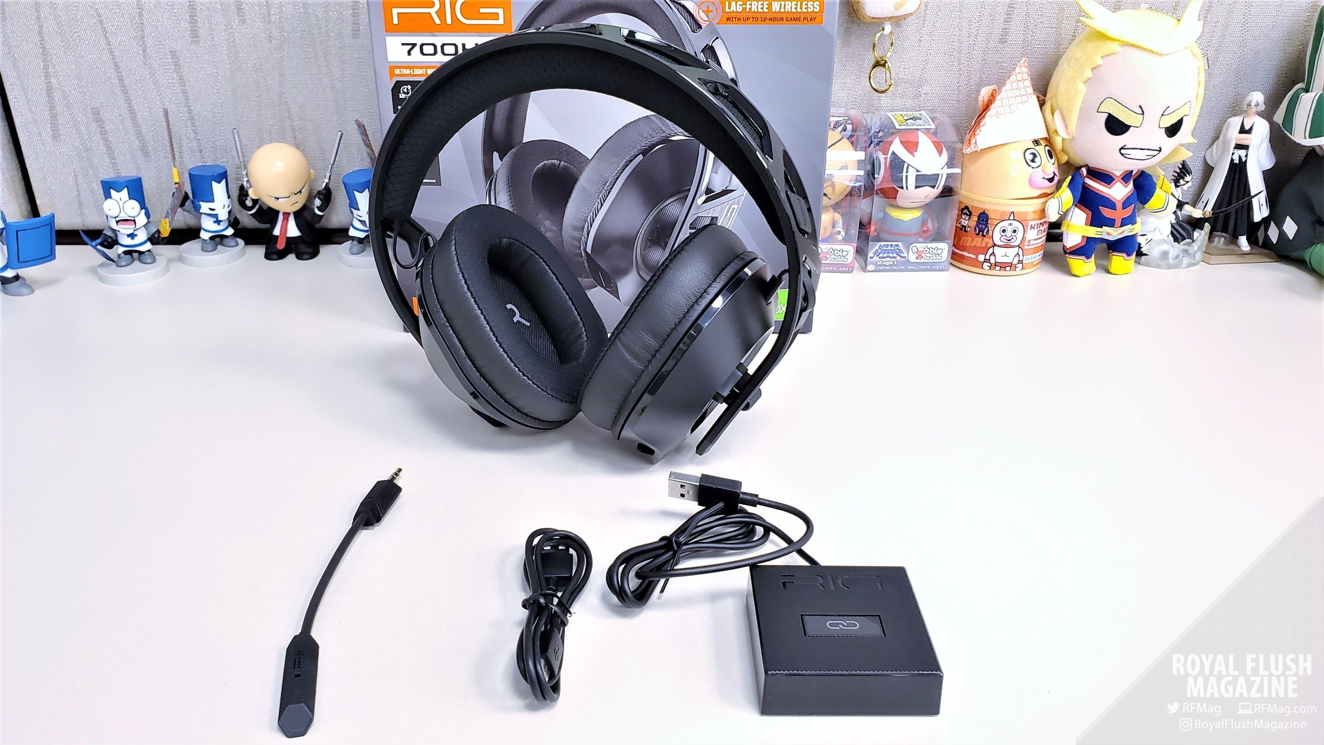 Review Plantronics Rig 700hx Wireless Headset For Xbox One Pc
