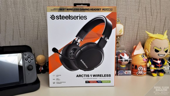 RFMag Holiday Gift Guide 2019: SteelSeries Arctis 1 Wireless Headset