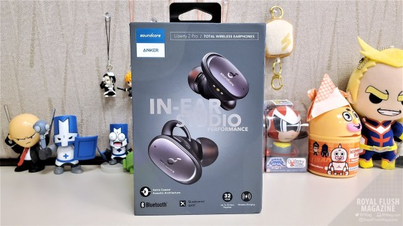 RFMag Holiday Gift Guide 2019: Soundcore Liberty 2 Pro True Wireless Earbuds