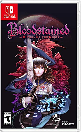 RFMag Holiday Gift Guide 2019: Bloodstained: Ritual of the Night