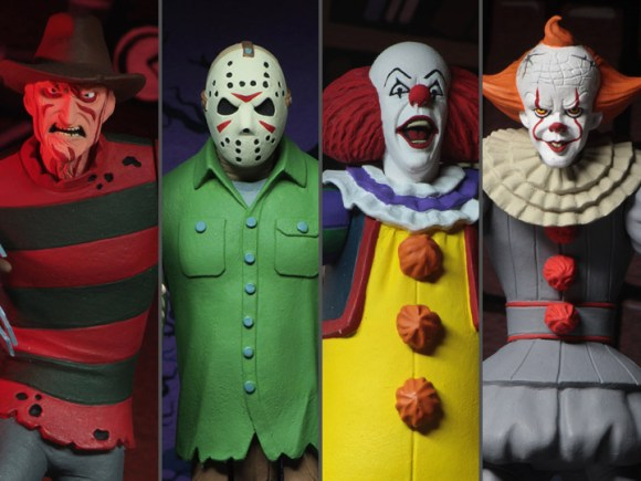 RFMag Holiday Gift Guide 2019: NECA Toony Terrors Wave 1