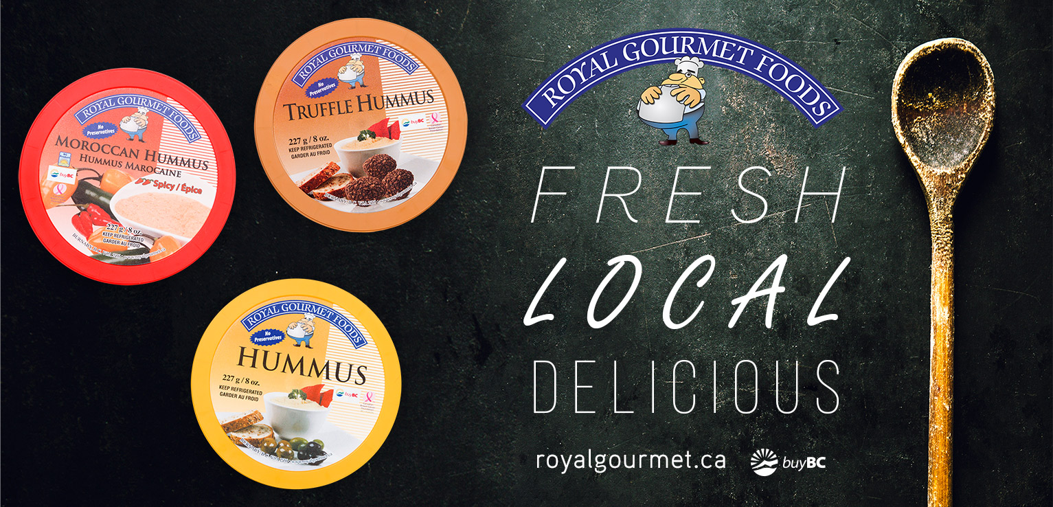 About Royal Gourmet Foods