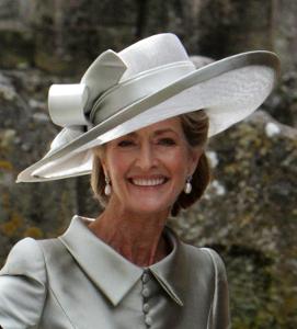 Lady Brabourne Royal Hats