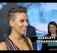 Scarlett Johansson loves Busta Rhymes & Nas! (HOT 97)