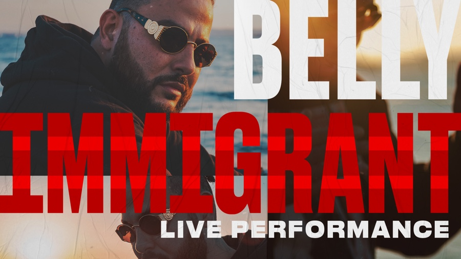 "Belly Releases Vevo-Exclusive Performance of ""Immigrant"""