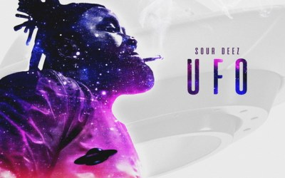 """Portland Artist Sour Deez Drops The Trippy Video For """"UFO"""""""