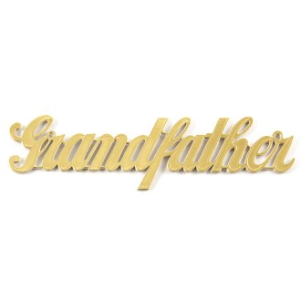 Sympathy Gold Words: Grandmother, 10 Per Bag - Royal Imports
