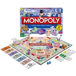 Monopoly Pet shop