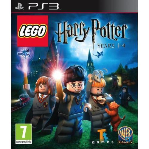 Jeu PS3 LEGO HARRY POTTER