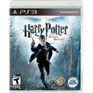 Jeu PS3 HARRY POTTER et les reliques de la mort