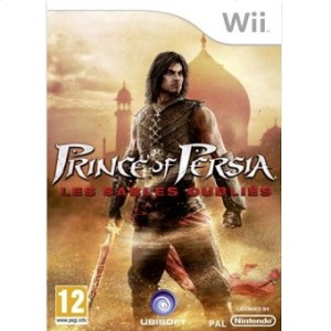 PRINCE OF PERSIA LES SABLES OUBLIES Jeu Wii.