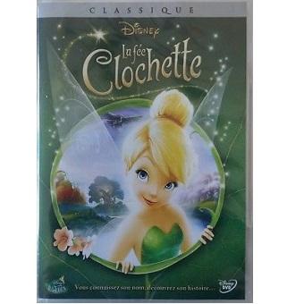 DVD Disney la Fée Clochette