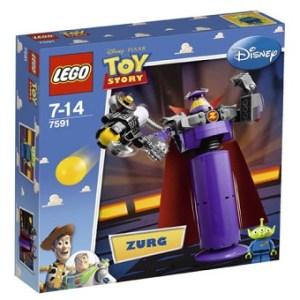 Lego Toys Story Zurg (7591) Neuf