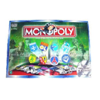 Monopoly Football top clubs