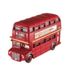Bus Londonien Topper Deckington III Cars Disney/Pixar
